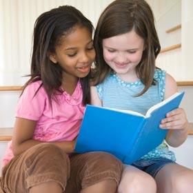 Black+children+reading+books