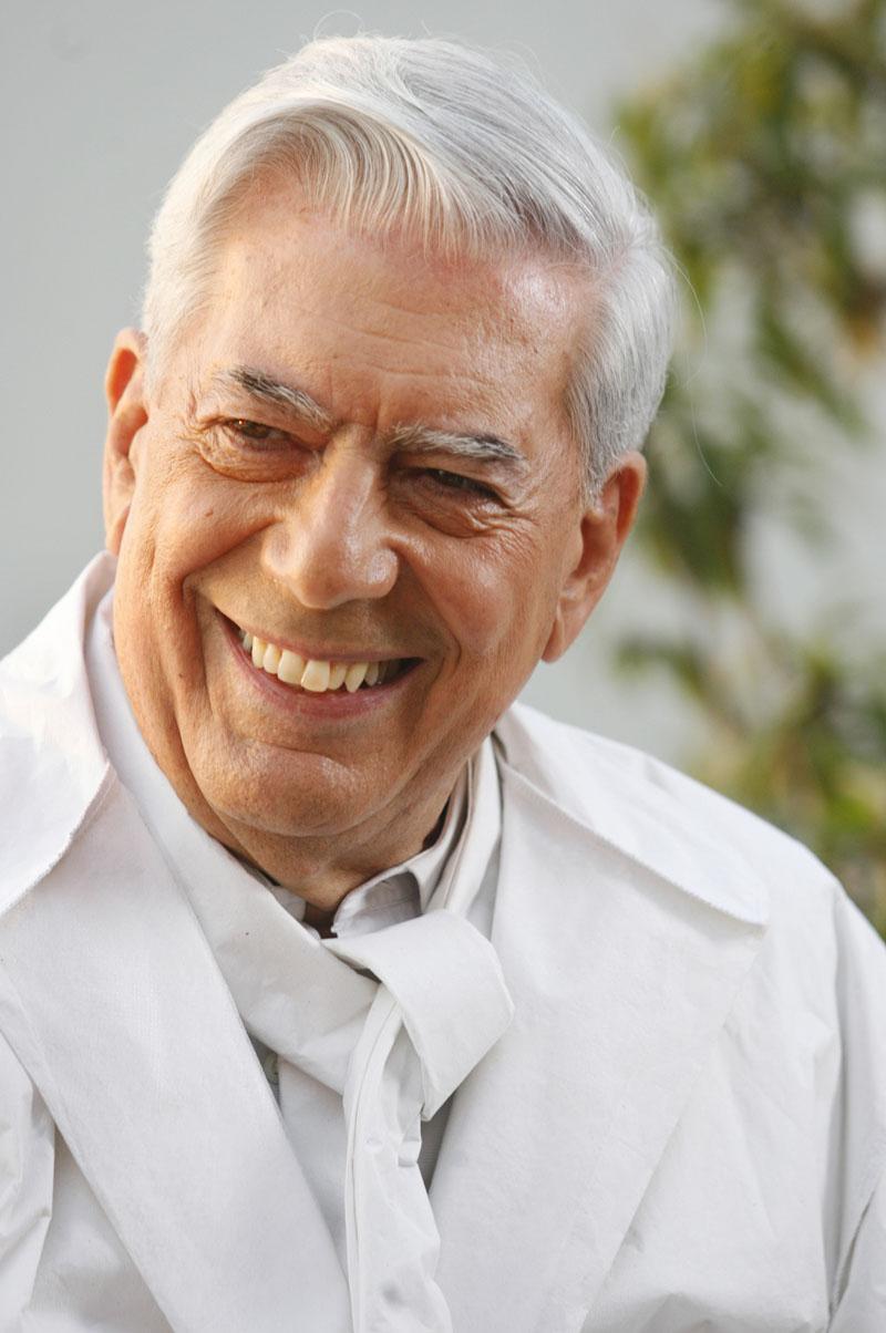 Photo Credit: Ecodiarioeleconomista Mario Vargas Llosa