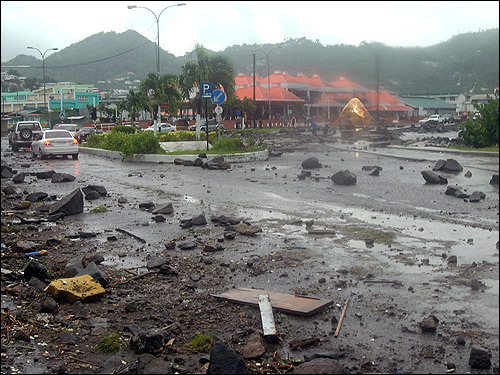 Hurricane tomas wreaks death and destruction in st lucia its sciox Images
